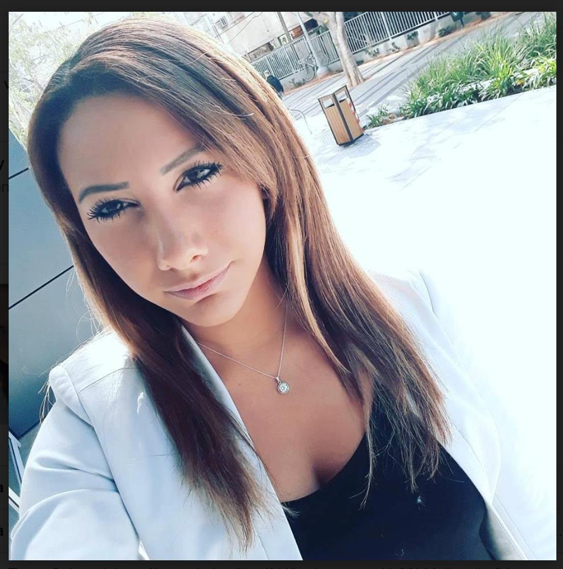 Shirley Ifraim, 27, lämnade Malmö för Israel 2011 efter antisemitiska hot.