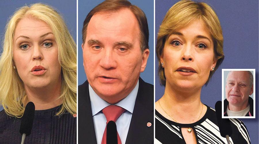 Lena Hallengren, Stefan Löfven och Annika Strandhäll går gång på gång ut med rent osanna påståenden om LSS och assistansen, skriver Anders Hellberg.