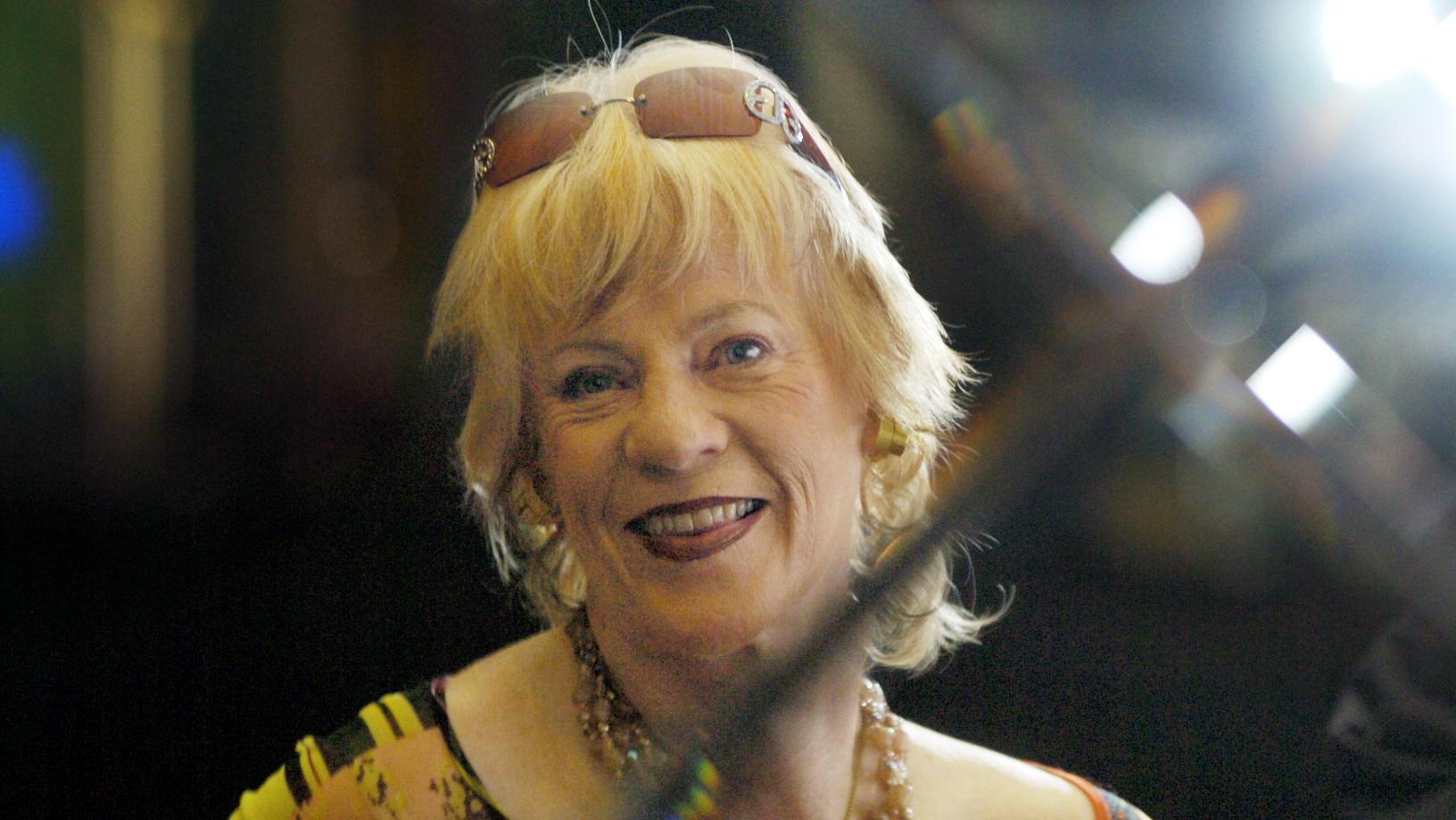 Annette Kullenberg blev 82 år.