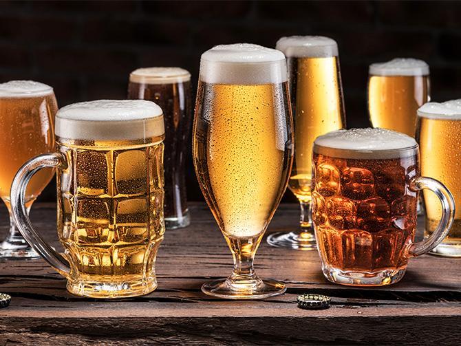 Förra året drack vi 100 miljoner öl av de mest välkända ölsorterna.