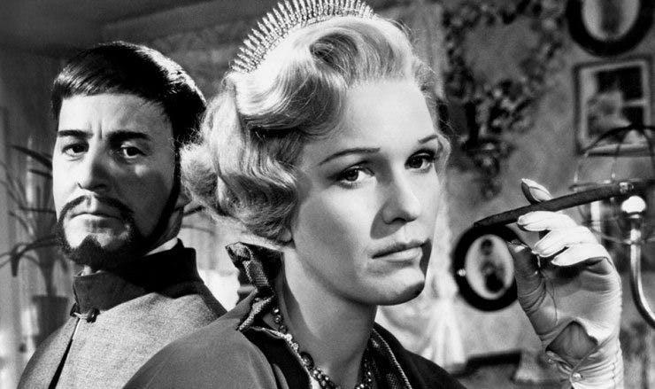 """""""Sommarnattens leende"""" (1955)."""