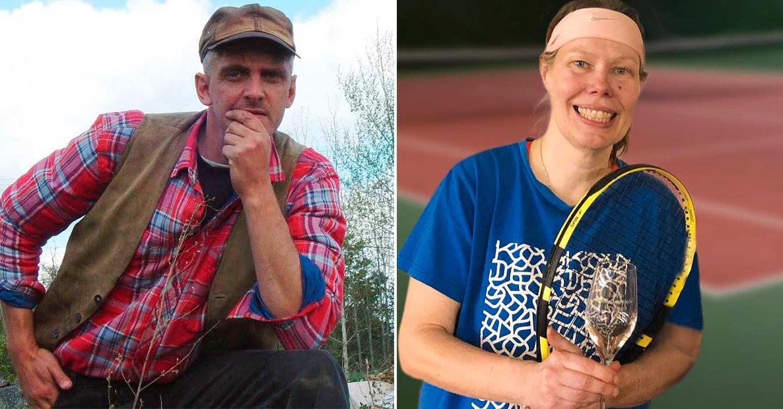 Lars, 61, och Suzanne, 52.