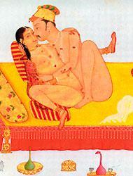 Indisk Kärlekskonst