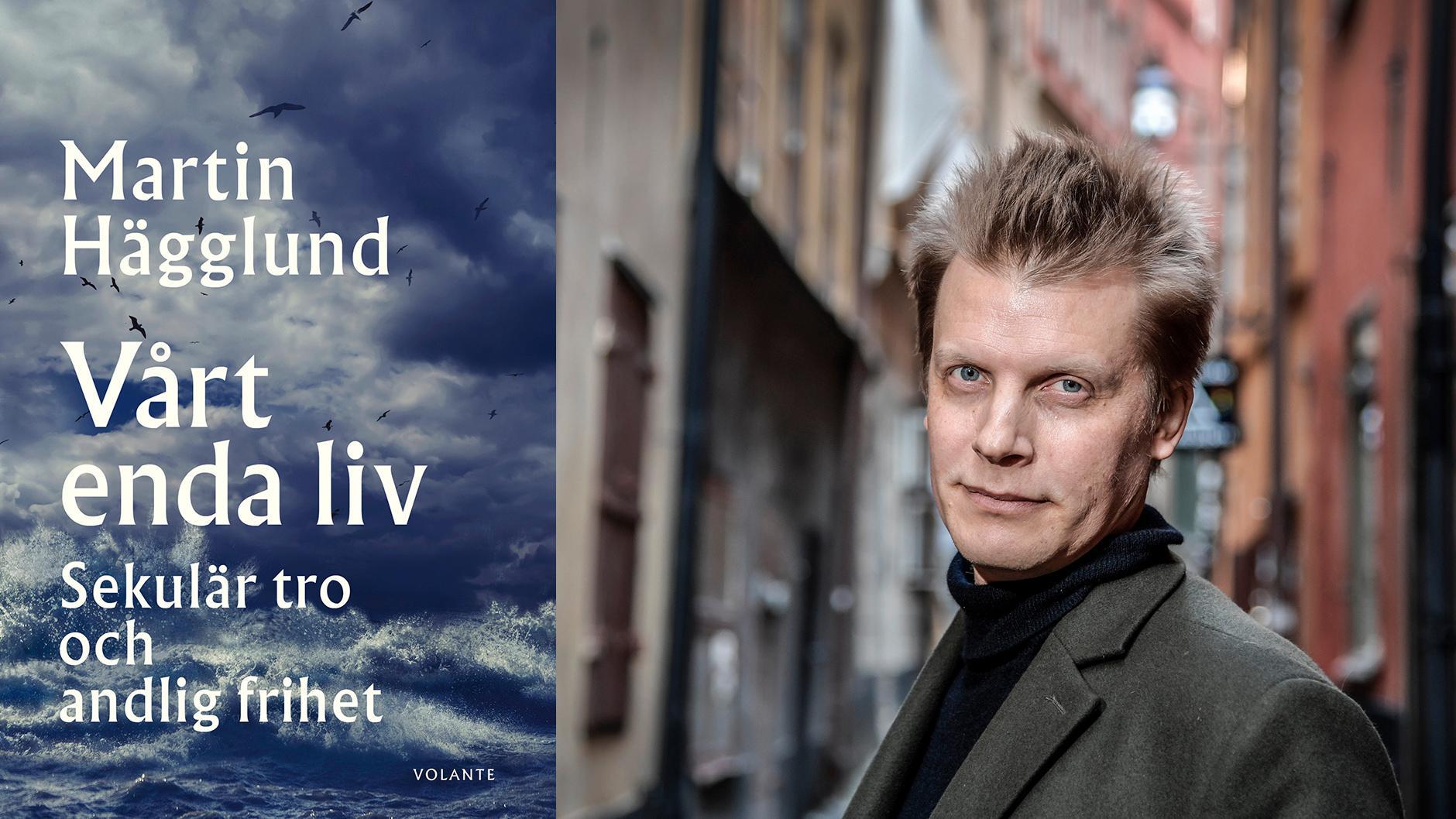 """I sin bok """"Vårt enda liv"""" diskuterar Martin Hägglund, professor i litteraturvetenskap och humaniora vid Yaleuniversitetet, vår dödlighets betydelse."""