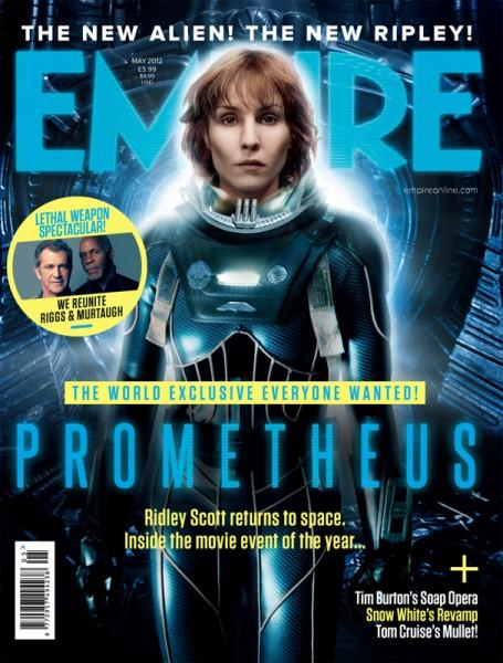 Omslaget till kommande Empire.