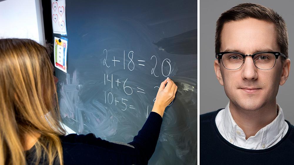 Jag har varit bedrövad över lärarbristen en lång tid, oroad och upprörd. På senare tid har min förtvivlan övergått till en ny känsla, en känsla av hopplöshet, skriver Isak Skogstad, gymnasielärare.