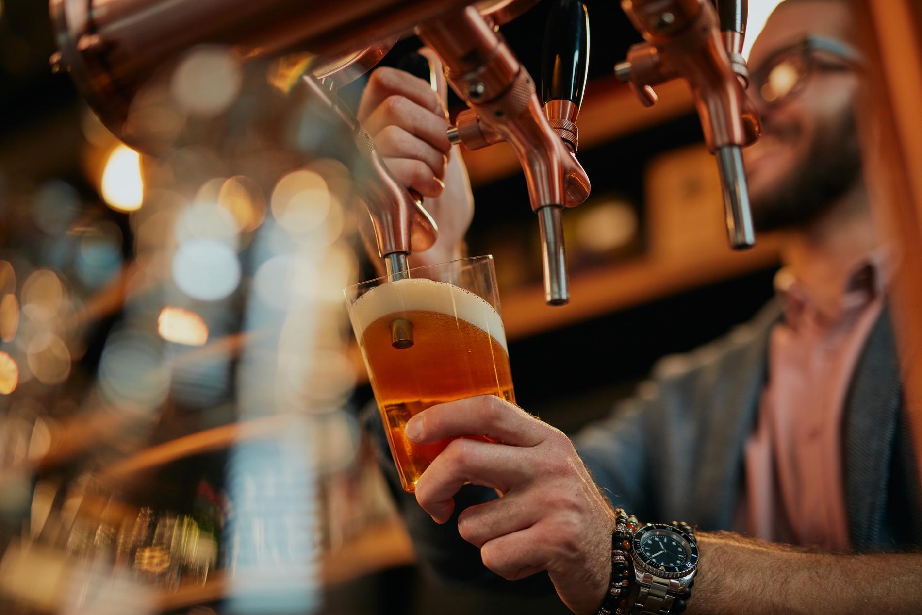 I guidade visningar får du veta allt om bryggeriets spännande historia i kombination med en ölprovning.