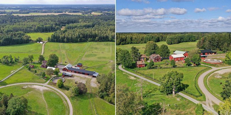 Efter 46 år är det dags för Ewa Fridh Ingvarsson att sälja familjens travgård Gundbo