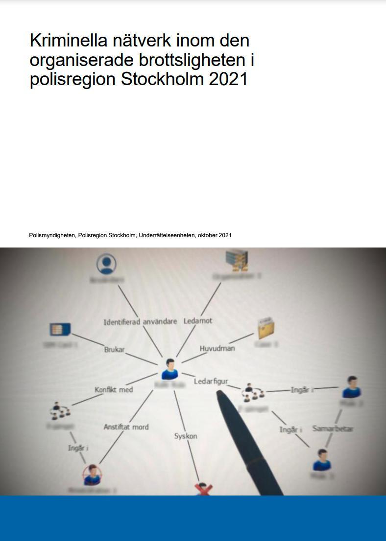 Skärmbild av rapportens omslag.