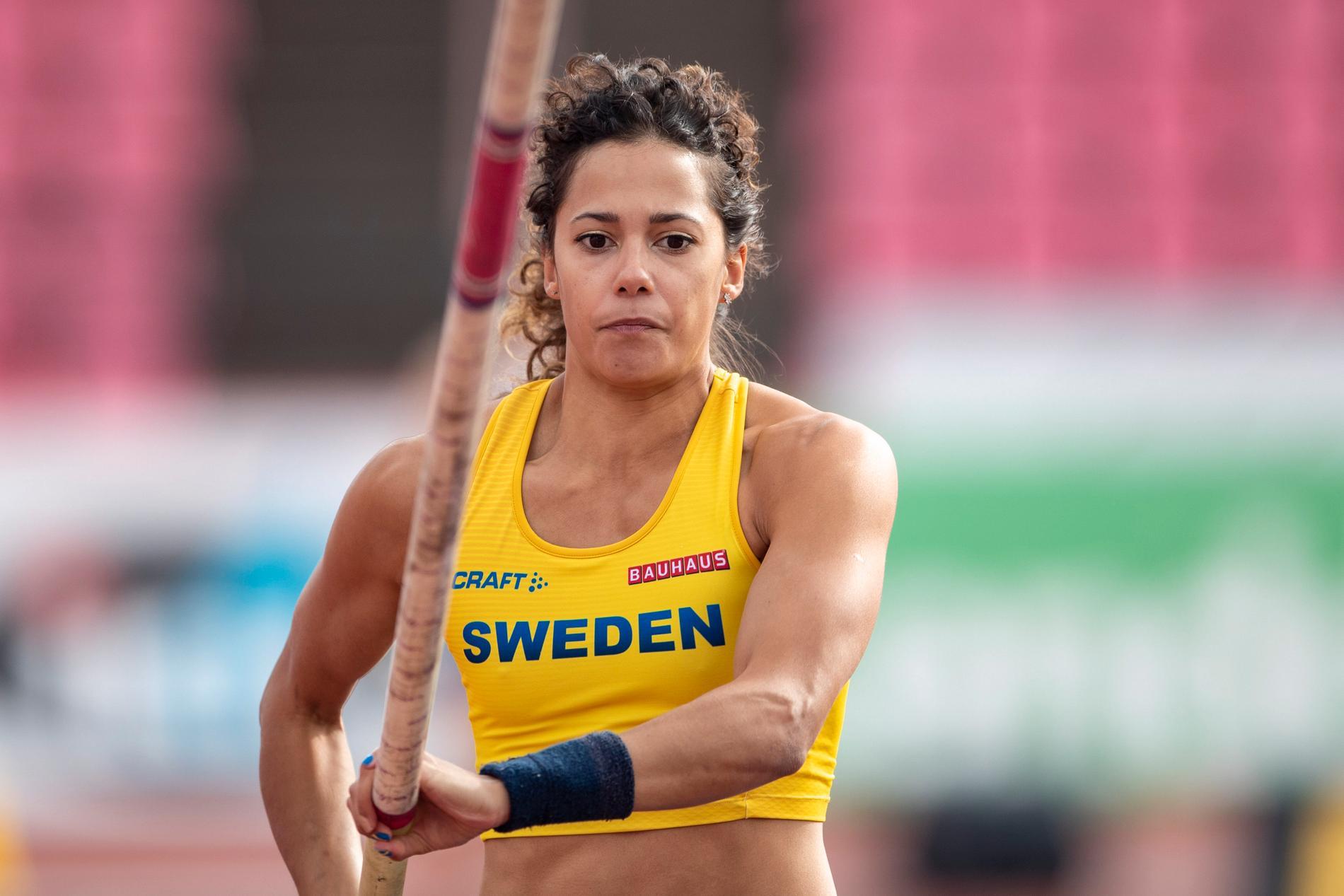 Damernas OS-final i stavhopp med Angelica Bengtsson avgörs 5 augusti.