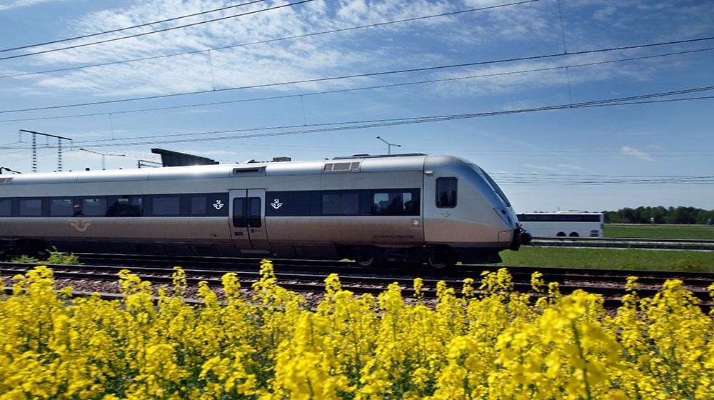 Under påskhelgen sker många planerade banarbeten vilket kan leda till förseningar, inställda tåg och ersättningstrafik.