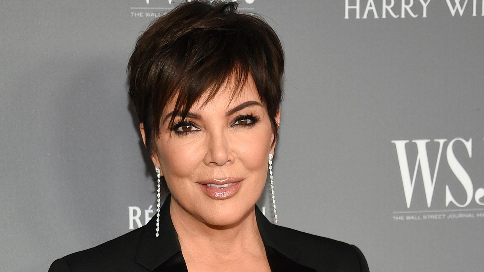 Kylies mamma Kris Jenner.