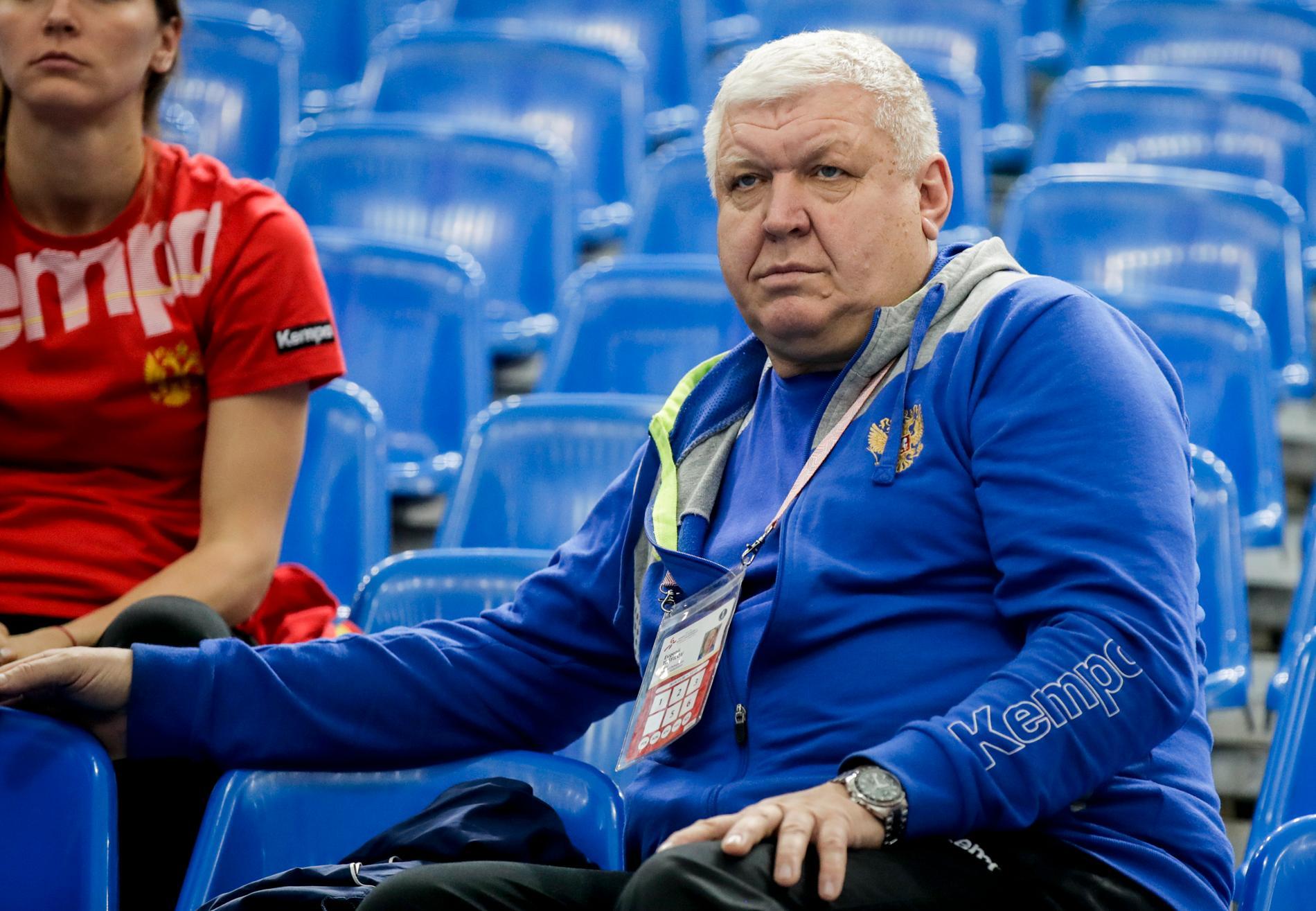 Jevgenij Trefilov.