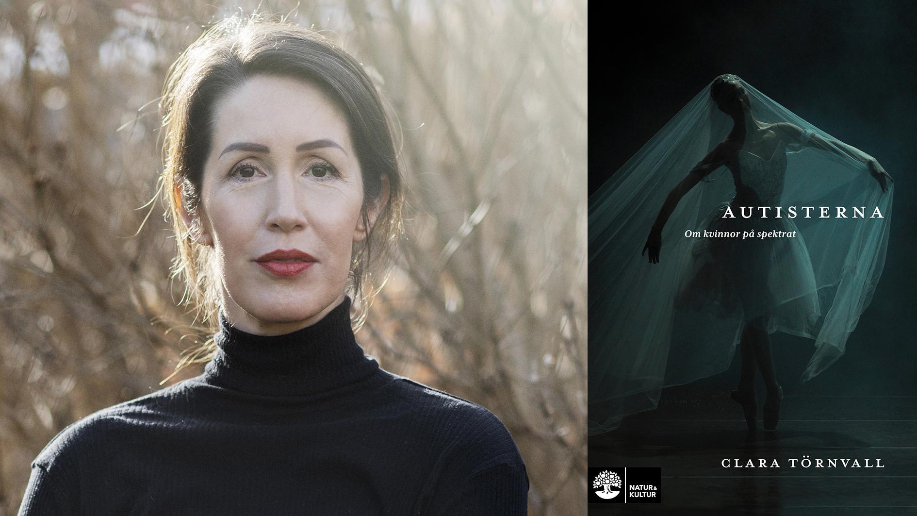 """Clara Törnvall är kulturjournalist och producent på Sveriges Radio och utkommer nu med boken """"Autisterna. Om kvinnor på spektrat"""". """"Den stora styrkan i hennes bok ligger i den fina mixen mellan olika sorters text"""" skriver Amelie Björck."""