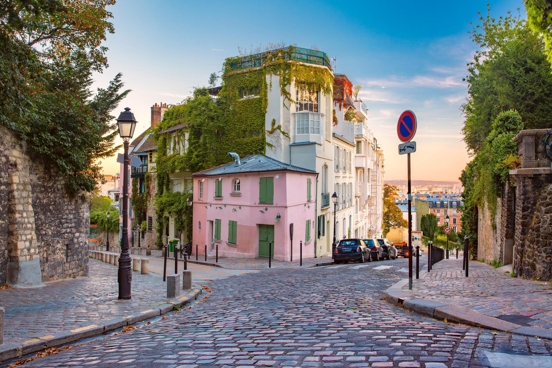 Amélie från Montmartre utspelar sig tippat nog i Montmartre.
