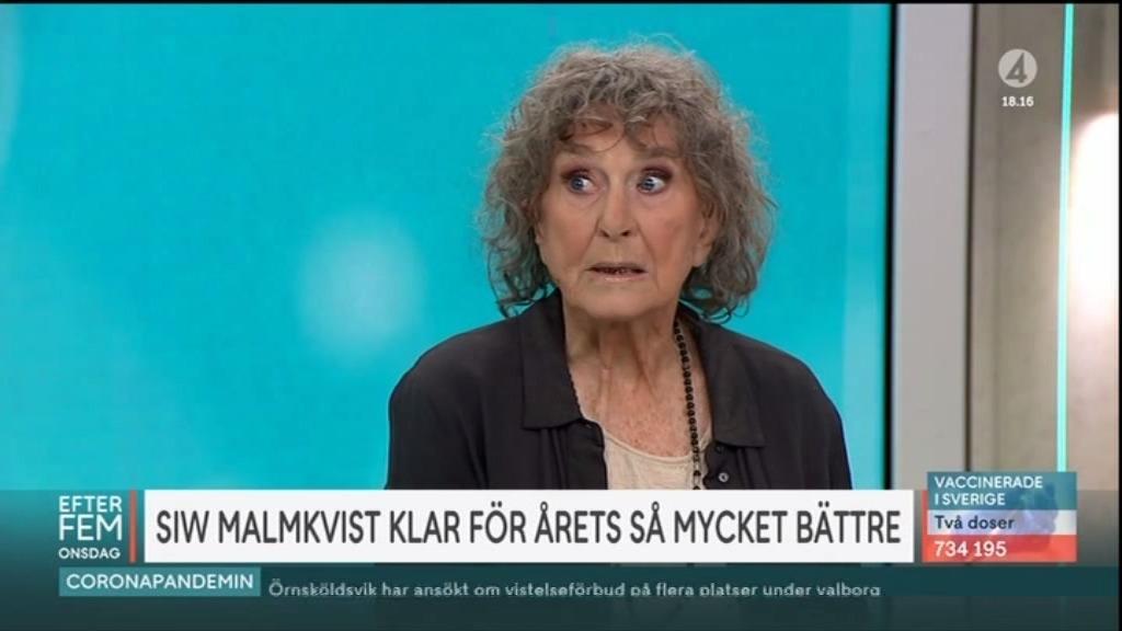 Siw Malmkvist.
