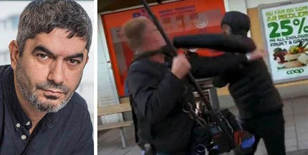"""Ett tv-team från australienska """"60 minutes"""" attackeras i Rinkeby. Vi behöver fler journalister i våra förorter, inte färre, skriver debattören."""