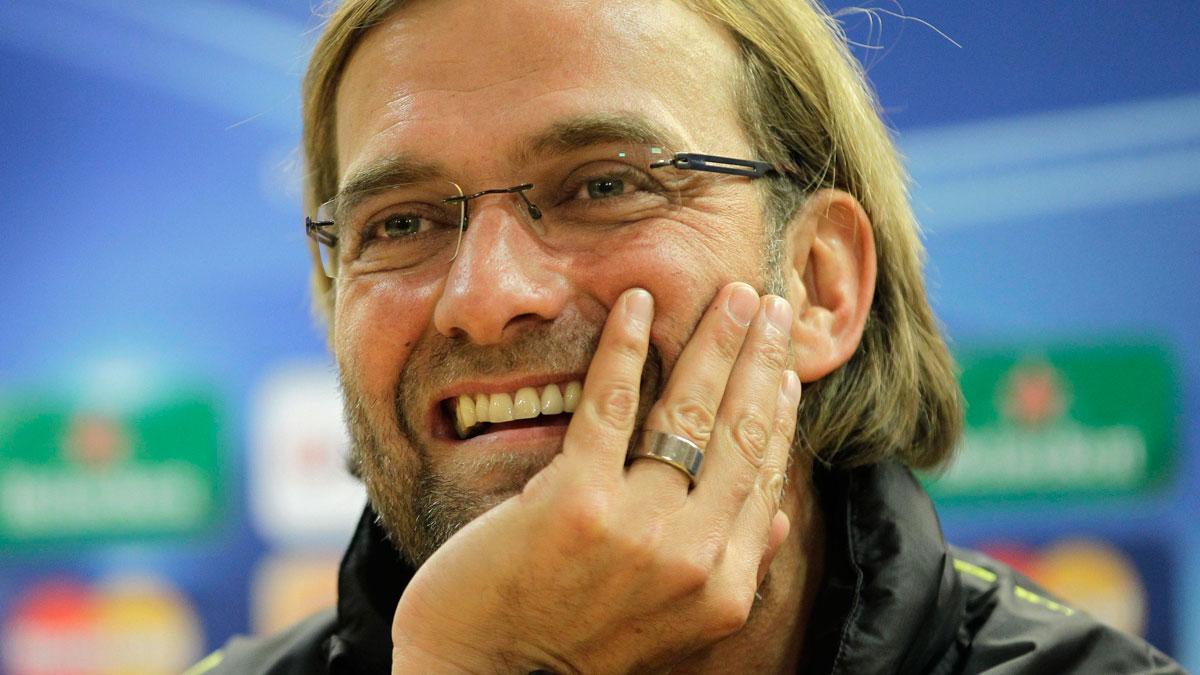 Dortmunds tränare Jürgen Klopp vill störa Real Madrid på Bernabeu.