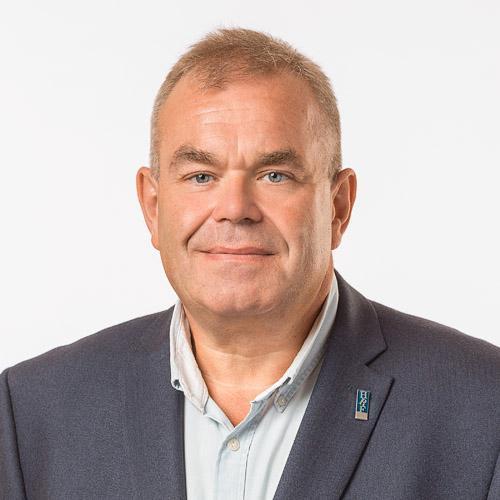 Per Persson på Hotell- och restaurangfacket.