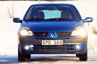 """Just nu """"reas"""" Clio – du får mycket bil för pengarna, trots att Renault inte är ett lika billigt franskt märke som Peugeot och Citroën."""