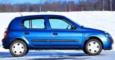 Vanliga fel på Renault Clio Rostangrepp på avgasröret Bakbromsar som kärvar Bromsledningar Värme och ventilation ur funktion