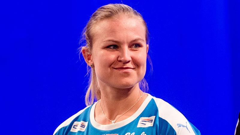 IFK Kalmars Elin Bergqvist.
