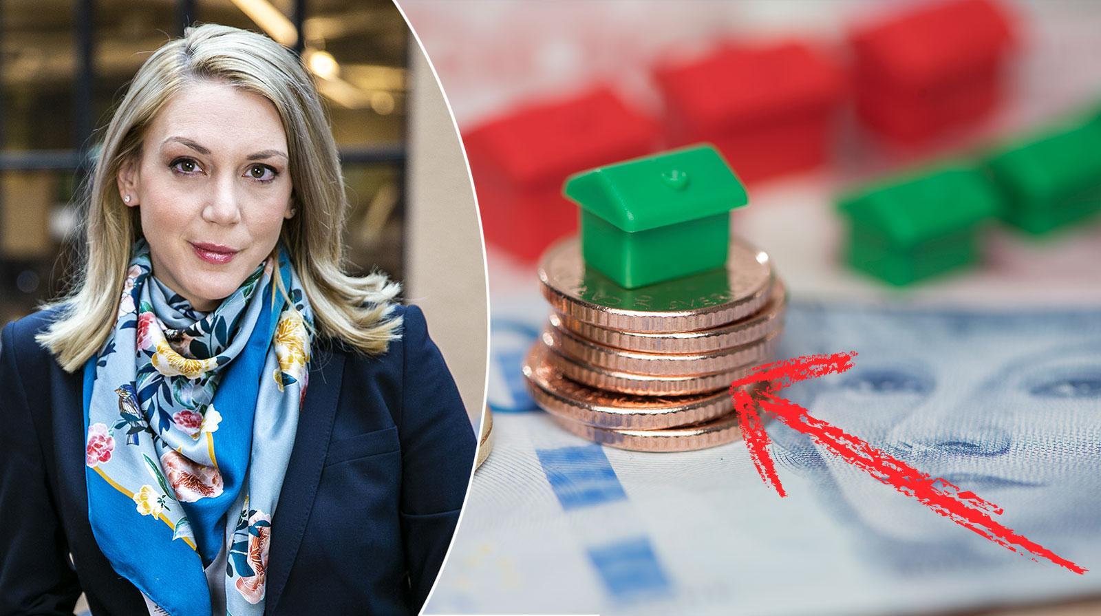 Frida Bratt, sparekonom på Nordnet Bank