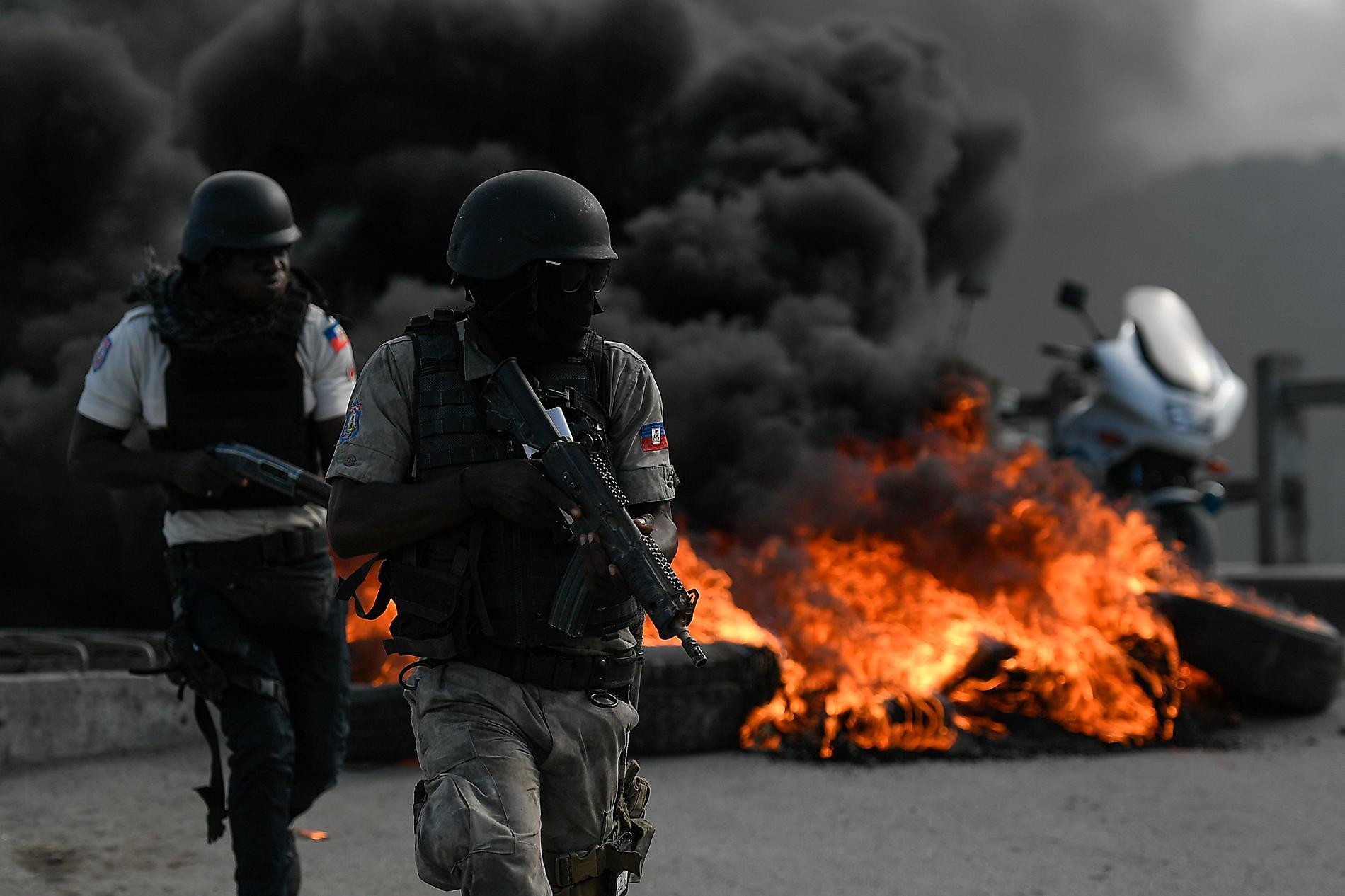 Haiti har länge befunnit sig i djup ekonomisk och politisk kris.