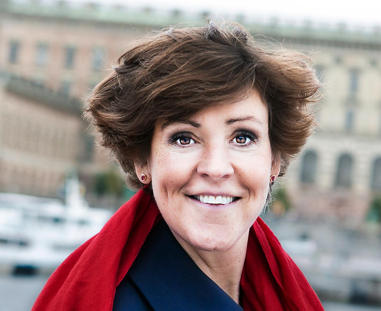 Reseexperten Lottie Knutson.
