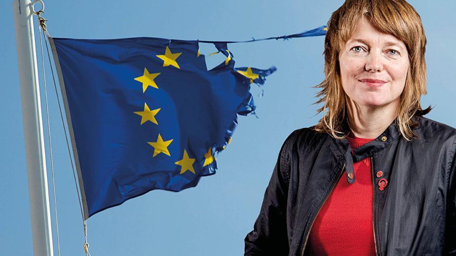 Därför tänker jag trycka på nej-knappen när EU-parlamentet i morgon röstar om kommissionen, skriver Malin Björk från Vänsterpartiet.