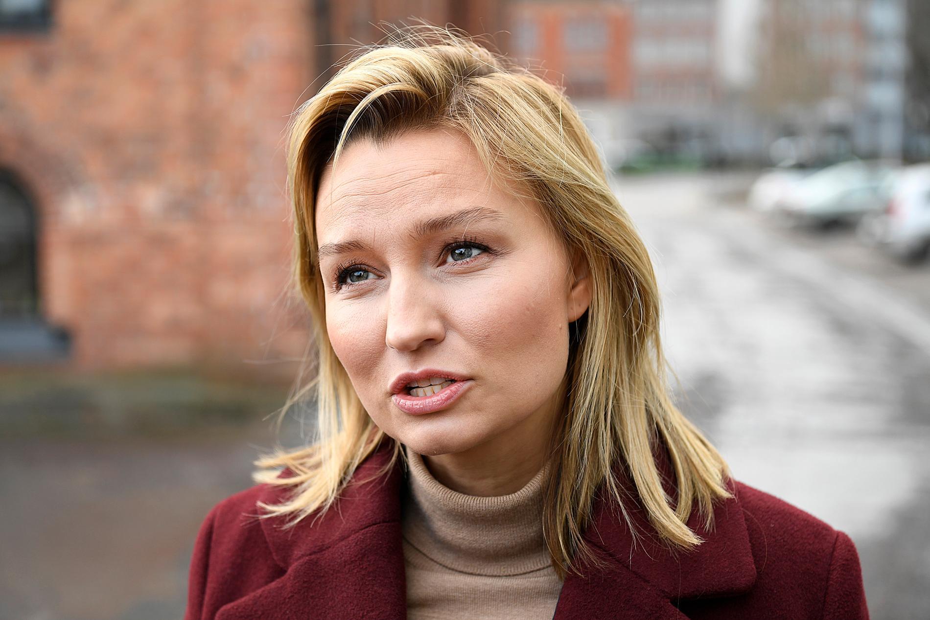 Ebba Busch (KD).