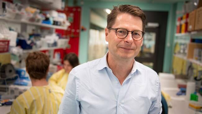 Hans-Gustaf Ljunggren, professor i infektionsmedicin på Karolinska institutet i Solna.