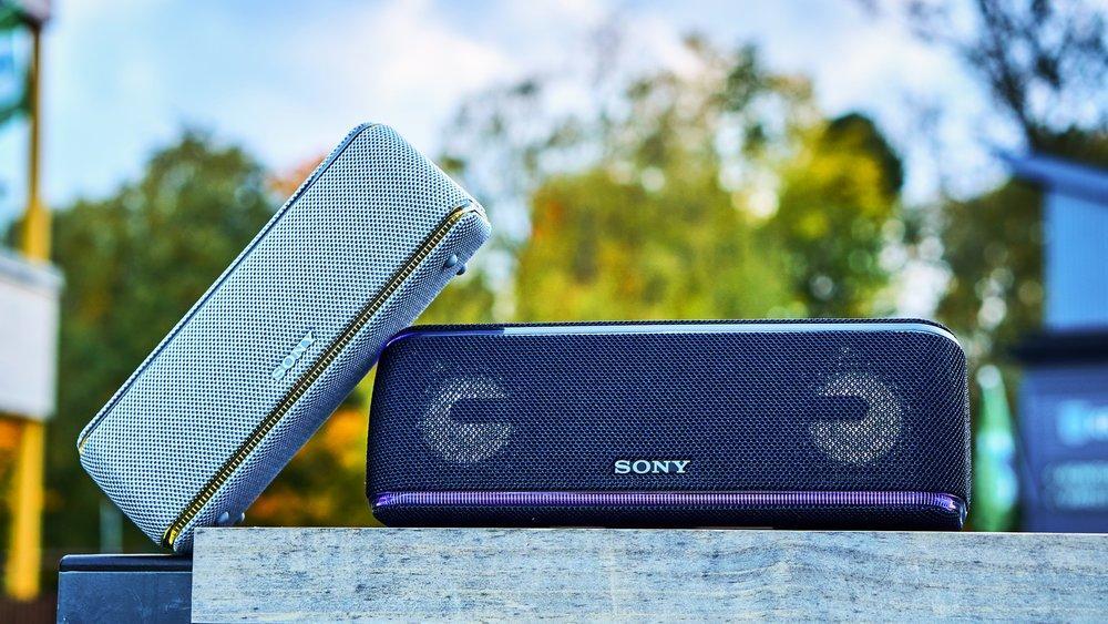 Test: Sony SRS-XB41 och SRS-XB31.