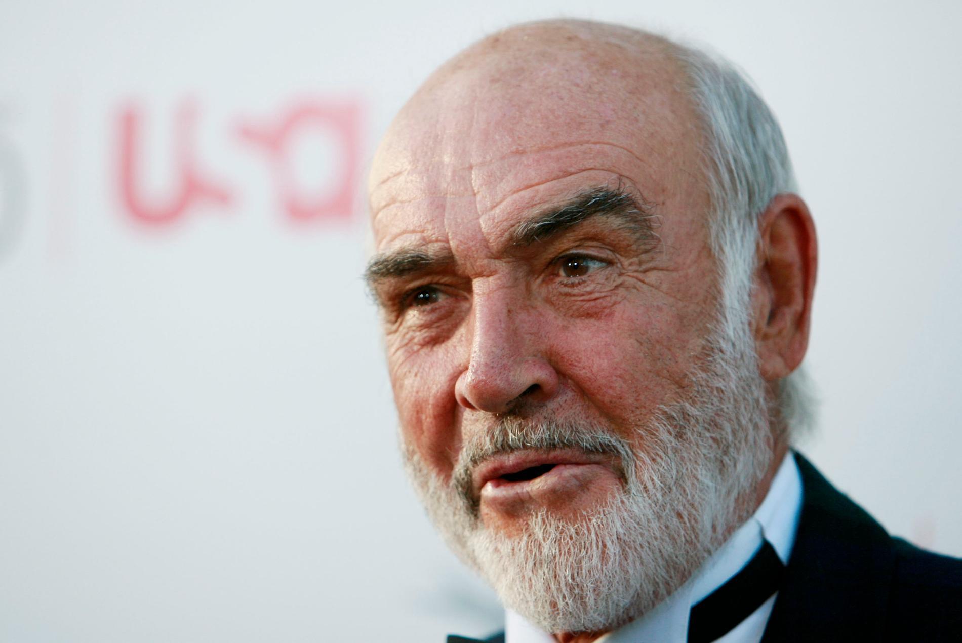Sean Connery blev 90 år
