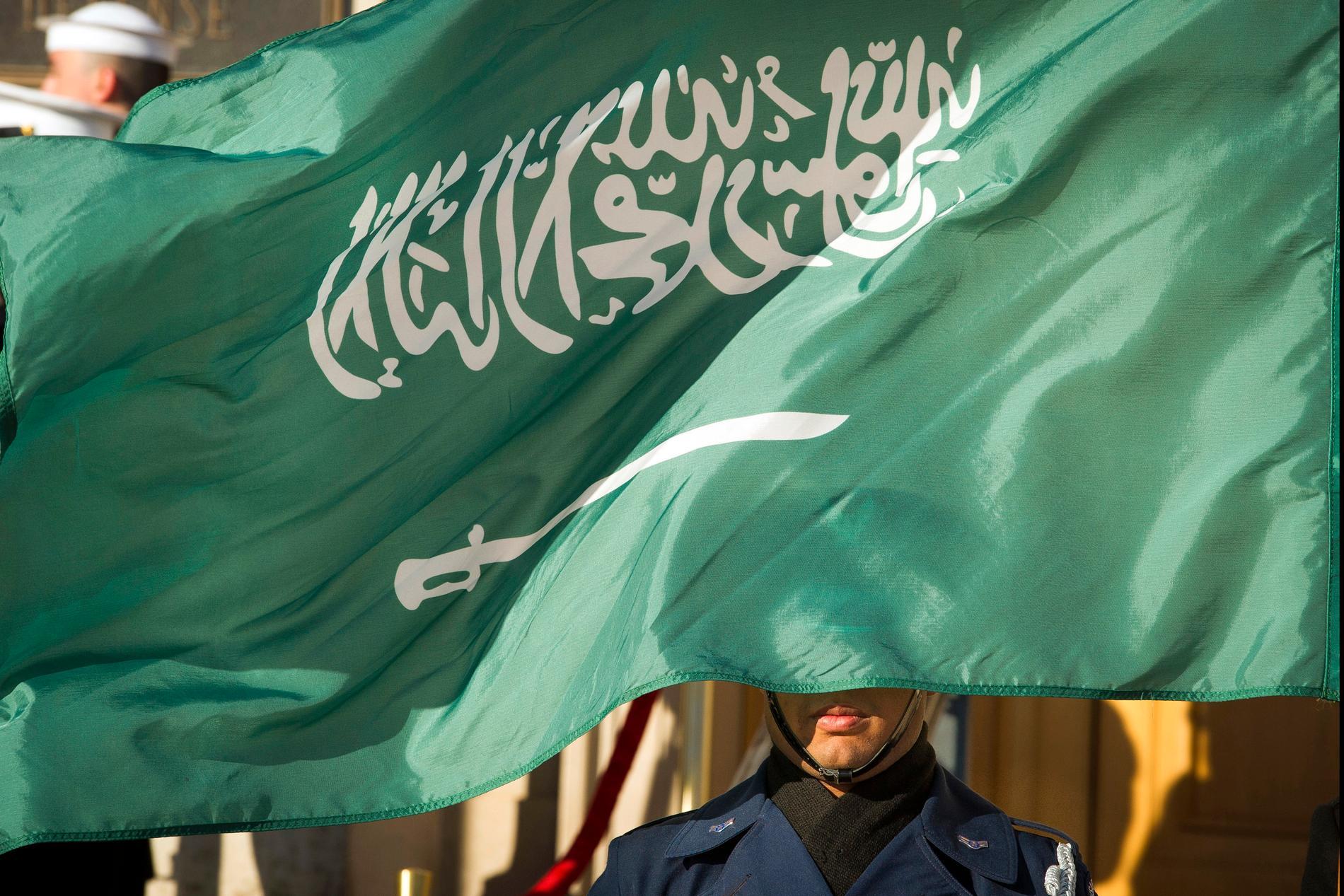 Antalet genomförda avrättningar stiger kraftigt i Saudiarabien, enligt Amnesty. Arkivbild.