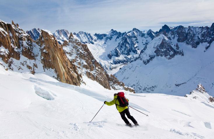 Vintersemester RESA kollade med experten Jon Olsson hur du bäst får till en lyckad skidsemester i Alperna.