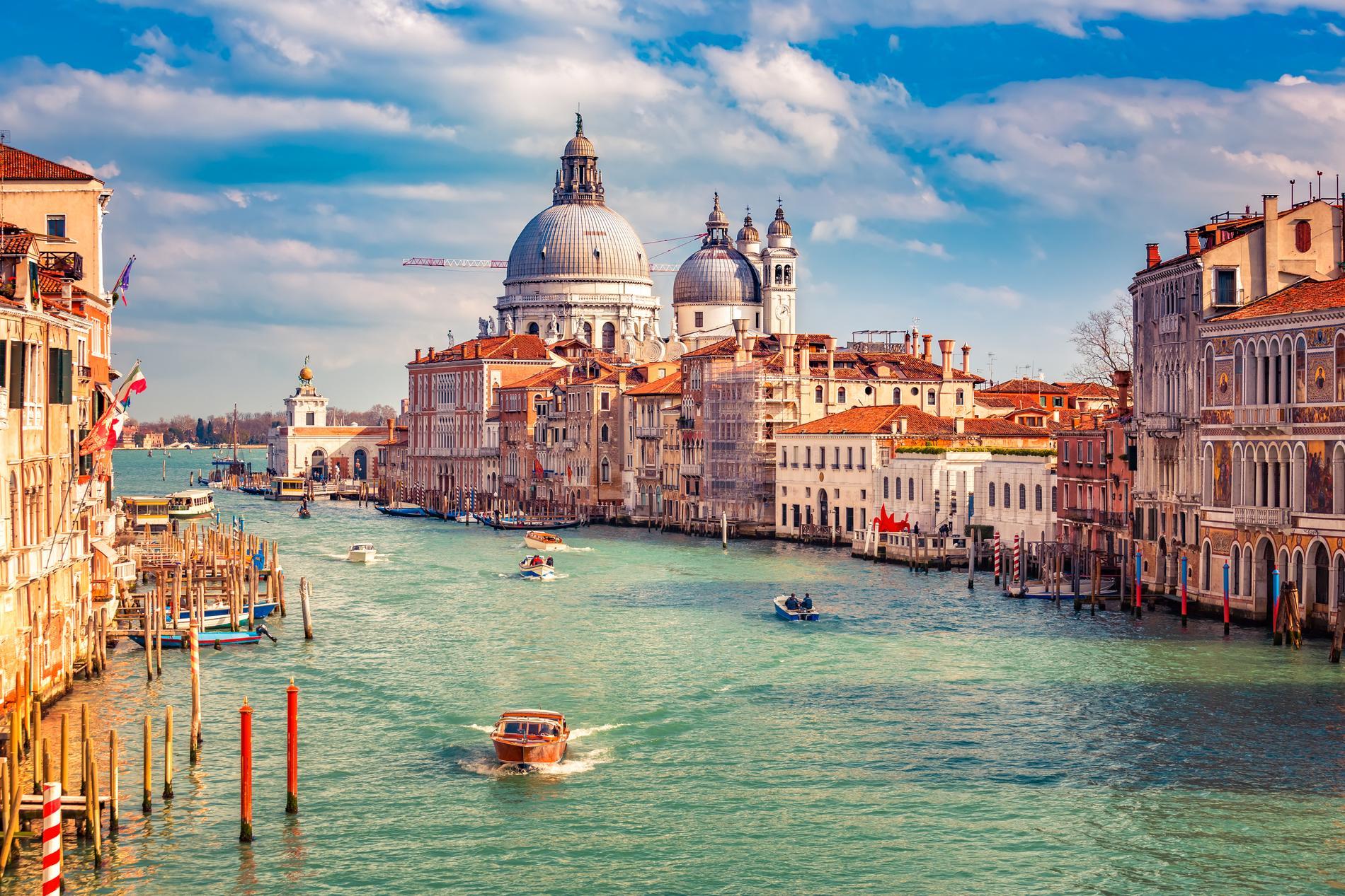 Vem har inte dröms om att åka gondol i Venedig?