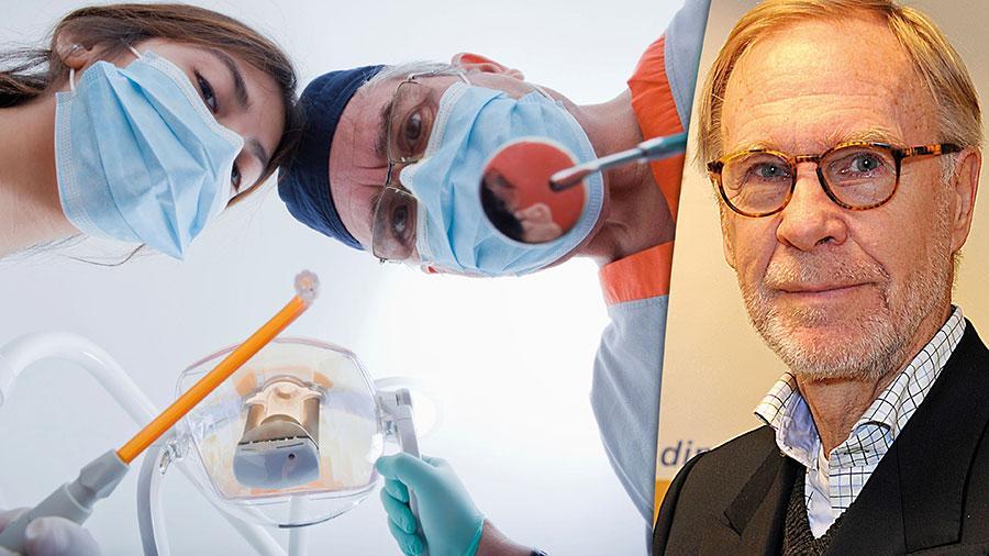 Det är hög tid att jämställa tandvård med övrig sjukvård. Det har man gjort i Danmark, Finland och Island. Sverige har inget att skylla på för att inte gå samma väg. Och inget att vänta på heller, skriver Jöran Rubensson.