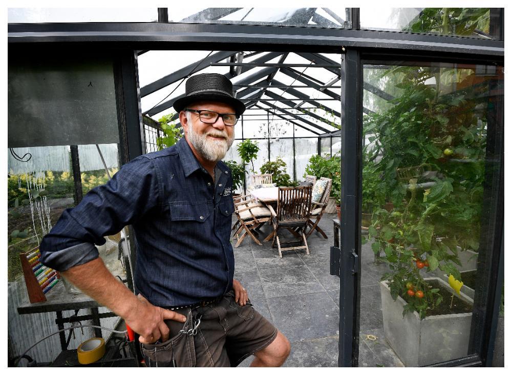 Gör växthuset enkelt att sköta så blir det roligare.