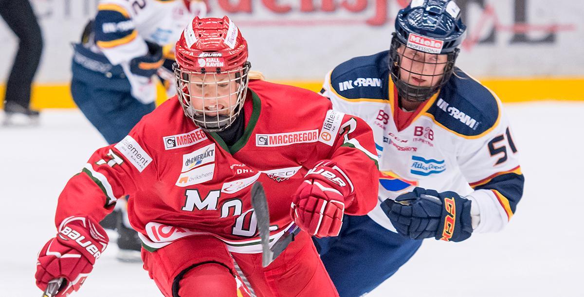 Djurgårdens Elin Johansson
