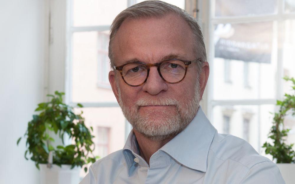 Johan Andersson, vd på Svenska Petroleum och Biodrivmedel Institutet.