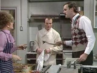 John Cleese är kritisk till beslutet att stoppa avsnittet.