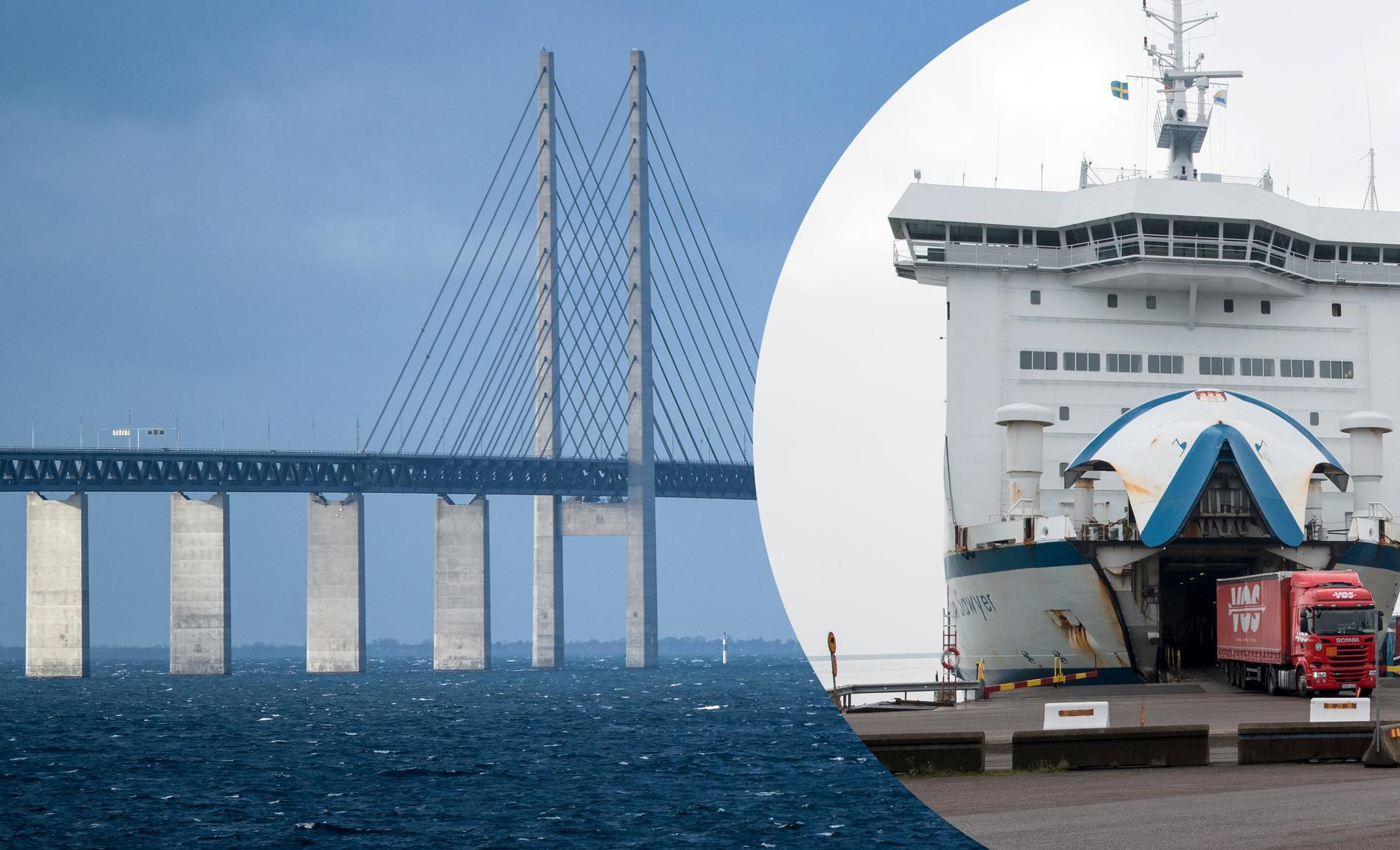 Stulna lyxbilar i Malmö försvinner snabbt österut, antingen via Öresundsbron eller en färja, säger Mats Galvenius, vd på Larmtjänst.