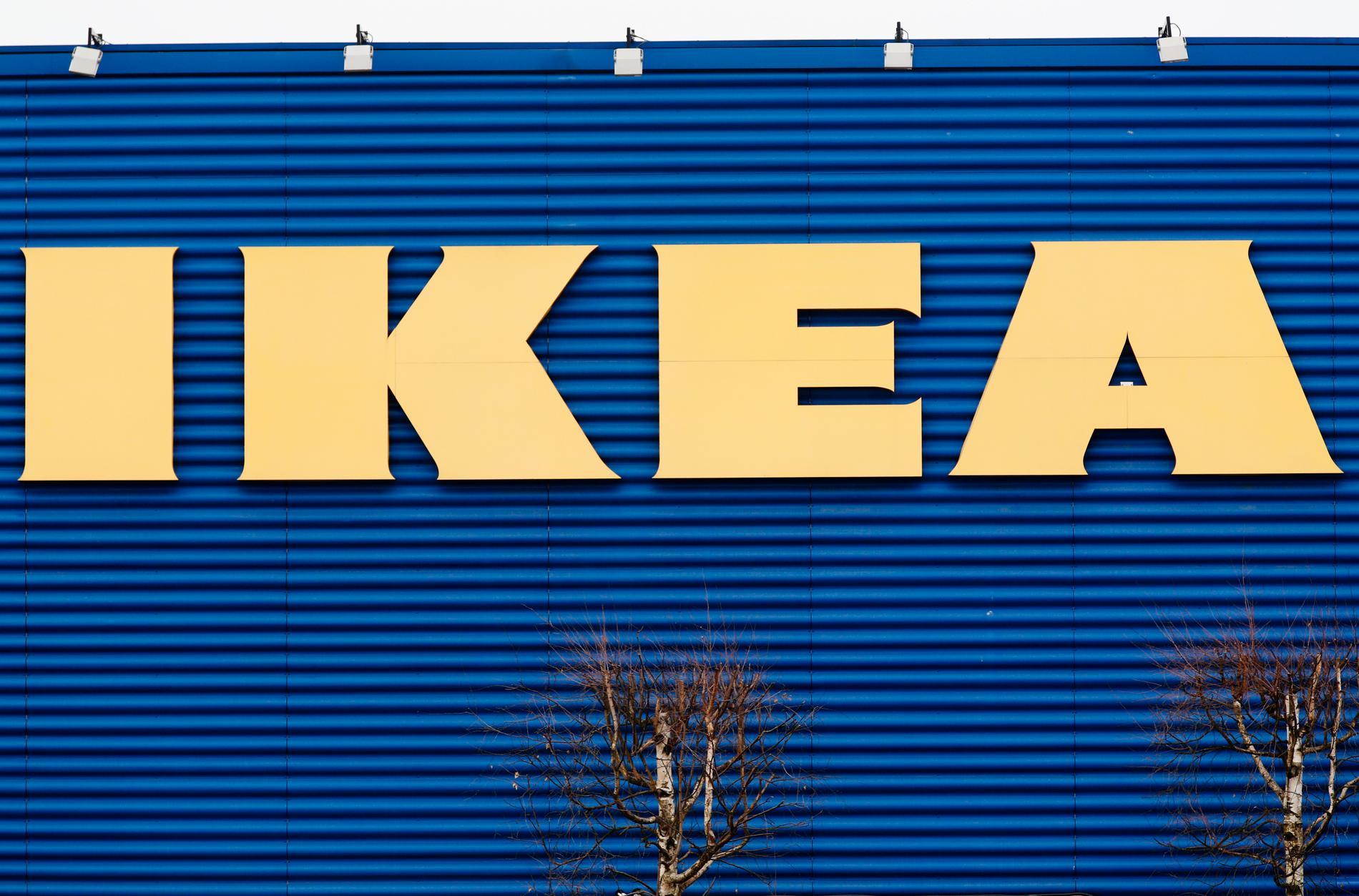 Ikea hamnar på plats två.