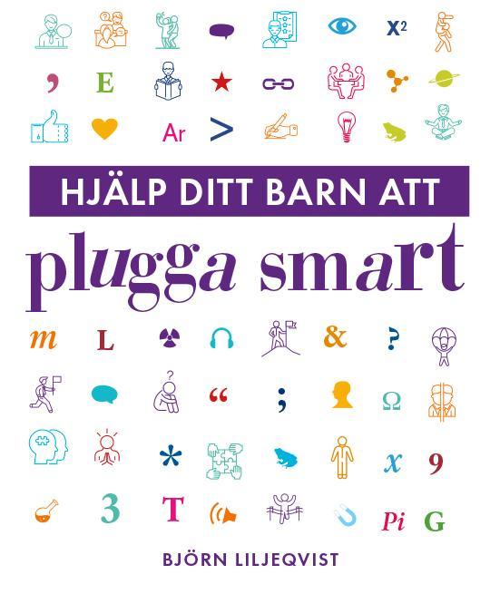 Boken Hjälp ditt barn att plugga smart av Björn Liljeqvist.