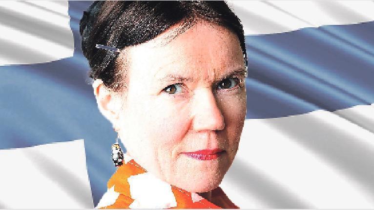 Rosa Liksom är pseudonymen för finska författaren Anni Ylävaara (född 1958).