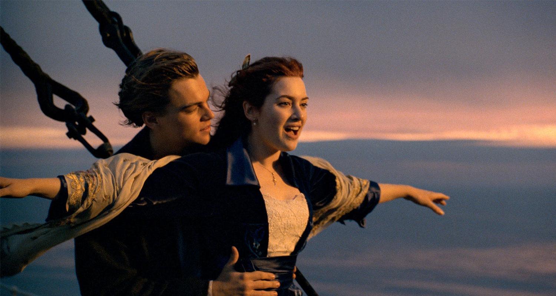 """Om filmbolaget hade fått bestämma hade inte Leonardo DiCaprio spelat Jack i """"Titanic""""."""