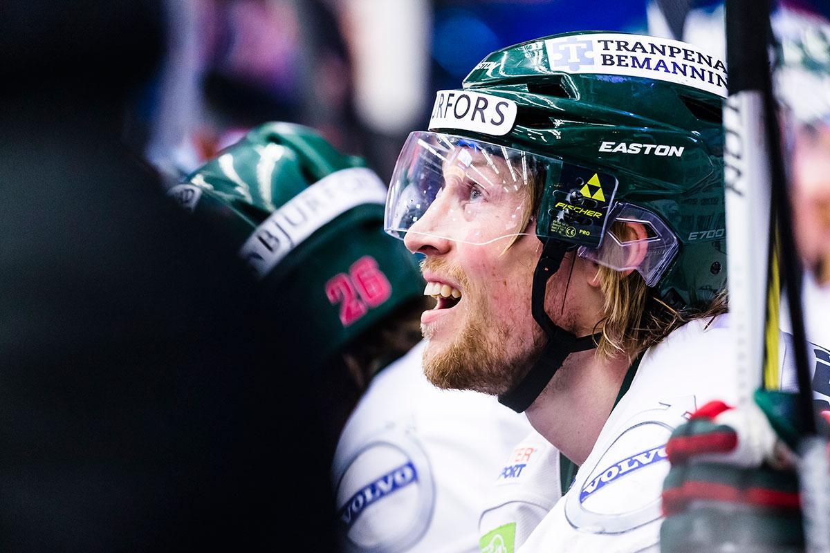 Mathis Olimb spelade i Frölunda förra säsongen.
