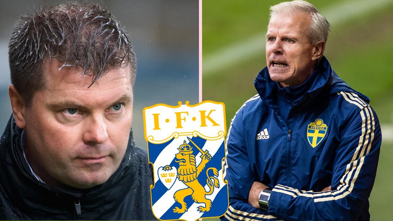 Jens Gustafsson och Roland Nilsson.