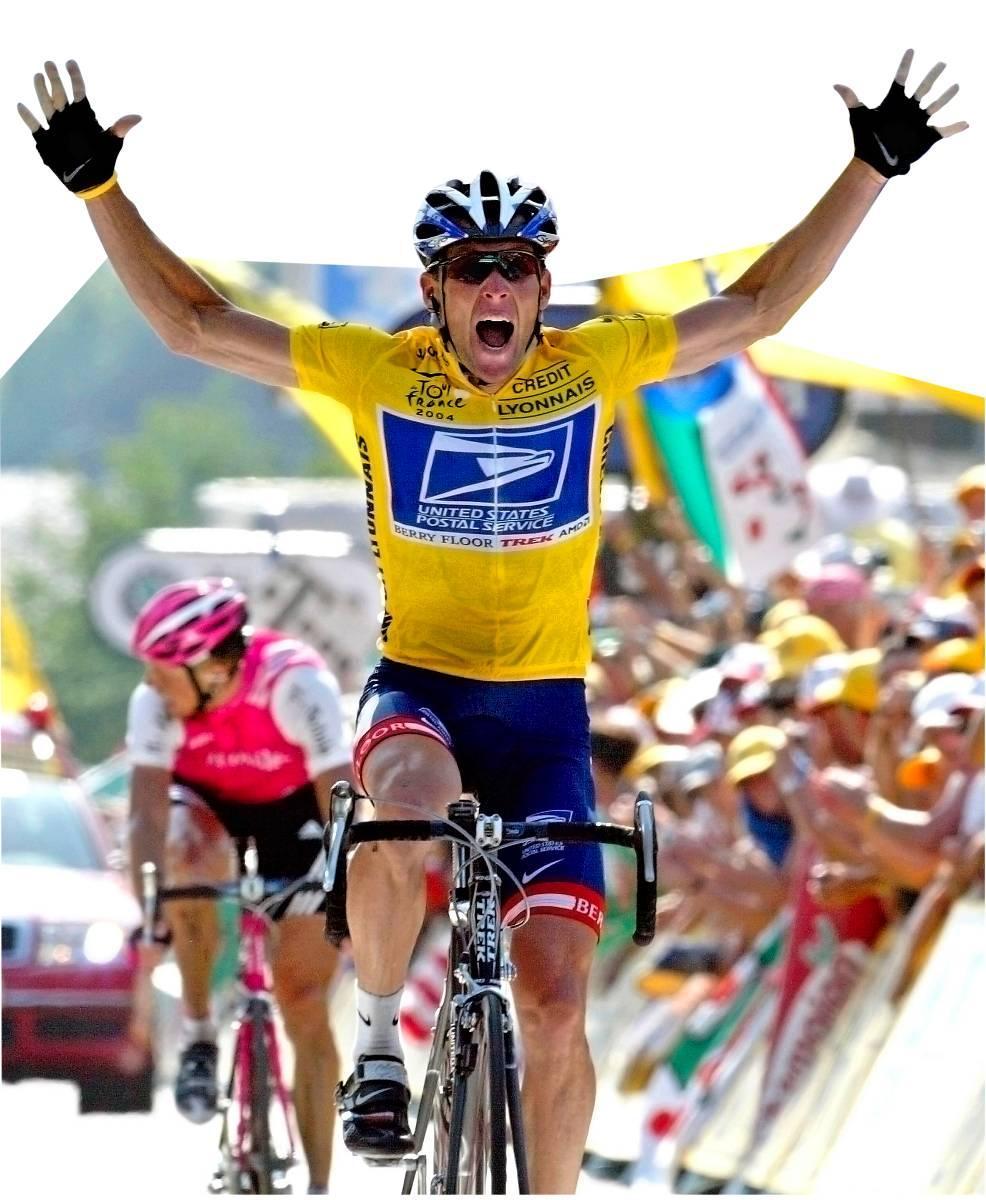 IFRÅGASATT VINNARE Lance Armstrong kan bli av med sina titlar i touren eftersom antidopningsbyrån USADA riktat nya anklagelser mot honom.